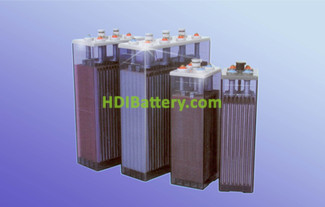 Batería solar 8OPZS800 2V 1.319AH C100